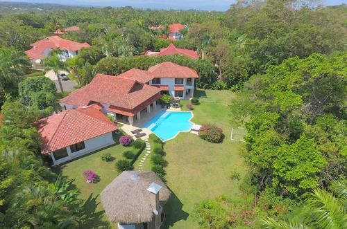 A bird's-eye view of Villa at Sea Horse Ranch Resort