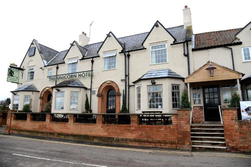 Unicorn, Gunthorpe by Marston's Inns