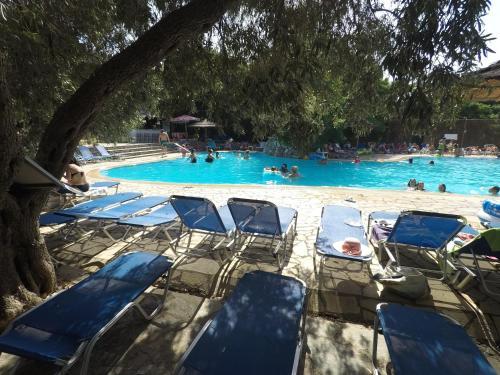 Басейн в или близо до Florida Blue Bay Resort & Spa