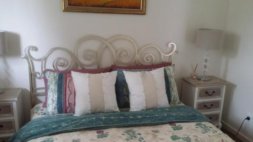 A bed or beds in a room at Epping NSW