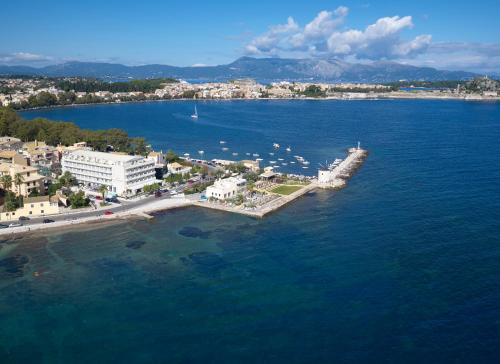 A bird's-eye view of Mayor Mon Repos Palace - Adults Only
