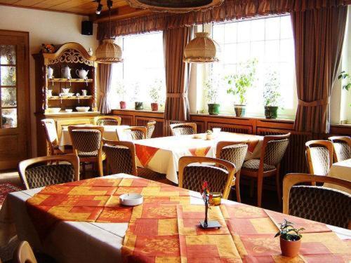 Ресторан / где поесть в Hotel - Restaurant Reher Hof