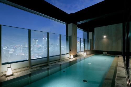 Piscina en o cerca de Candeo Hotels Osaka Namba
