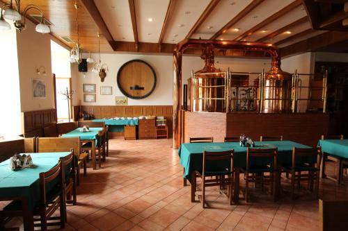 Restaurace v ubytování Hotel Excelent