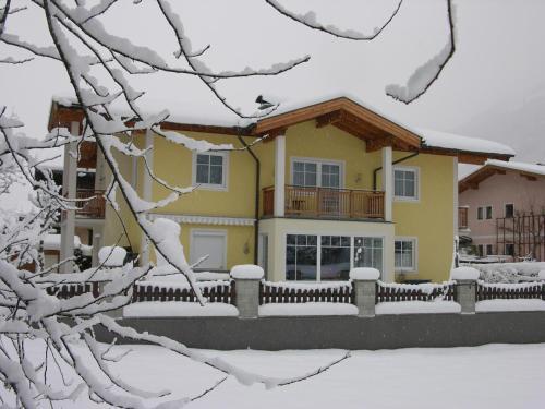 Appartement Millennium im Winter