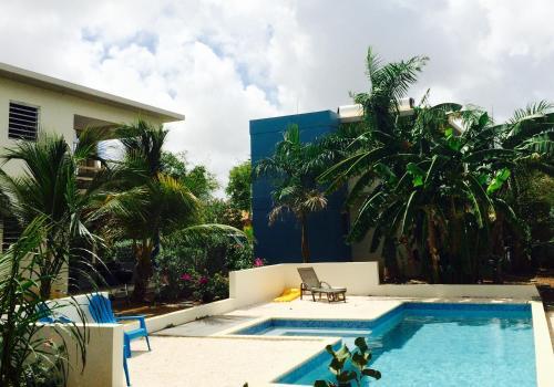 A piscina localizada em Apartment Azulita Resort ou nos arredores