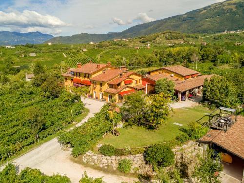 Vista aerea di Azienda Agricola Campion