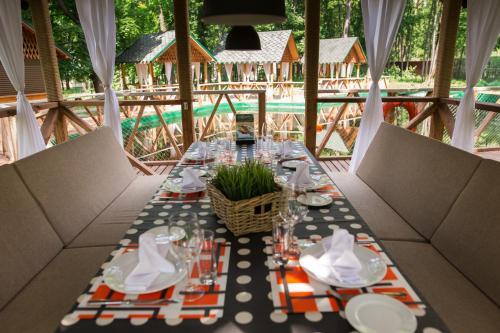 Ресторан / где поесть в Парк-Отель Дубрава