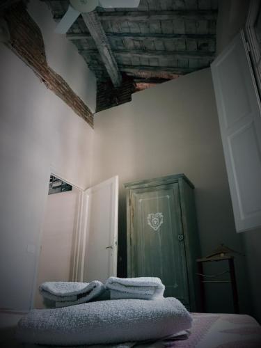 Cama o camas de una habitación en Sweet Mammalina