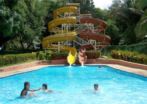 The swimming pool at or near Resort Hotel Atlantic City Nautico Club