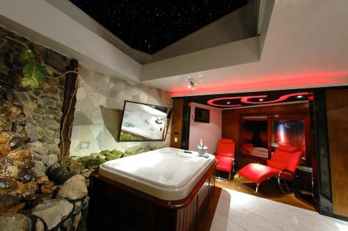 Spa and/or other wellness facilities at Motel Aquarius (Adults Only)