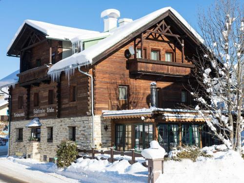 Südtiroler Stube during the winter