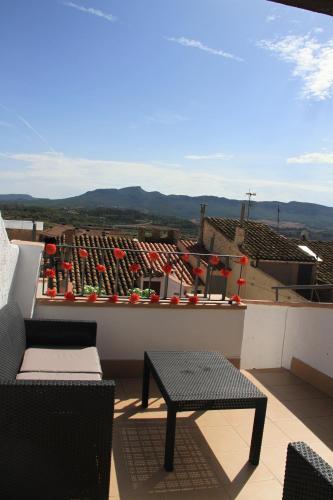 Un balcón o terraza de Ca La Victoria