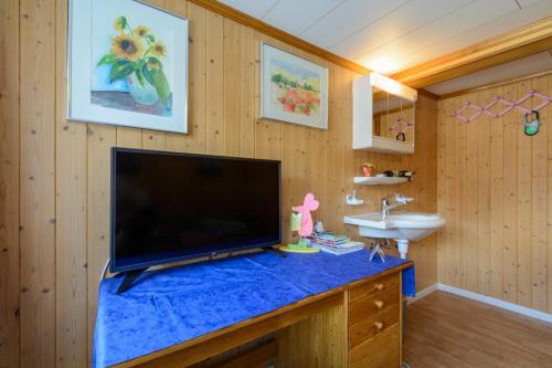 TV/Unterhaltungsangebot in der Unterkunft Gasthaus Tourist