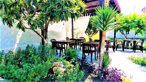 Restavracija oz. druge možnosti za prehrano v nastanitvi VILA LILI Guest House - Berat