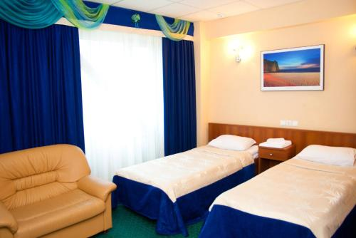 A bed or beds in a room at Varta
