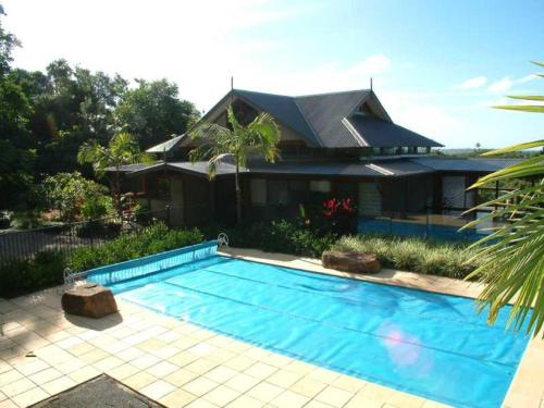 The swimming pool at or near 194 Balraith Lane Ewingsdale - Harika