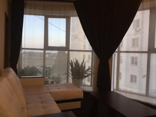 Гостиная зона в Мини-отель Корона