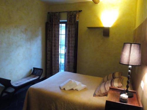 Cama o camas de una habitación en La Searila