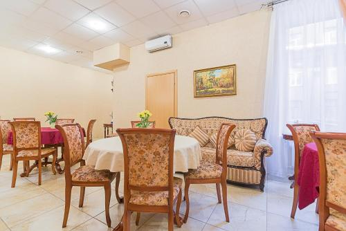 Ресторан / где поесть в Hotel Ligovskiy 44