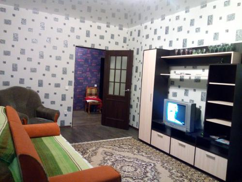 A television and/or entertainment center at Apartment in the Centre