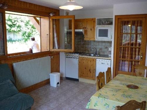 A kitchen or kitchenette at Squaw Valley