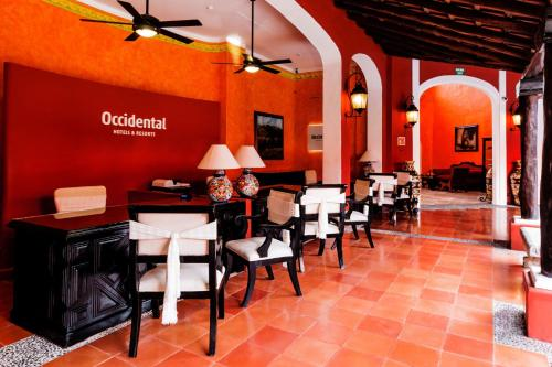 Ресторан / где поесть в Occidental Cozumel All Inclusive