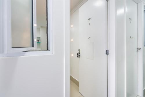 Um banheiro em Villa Sophia