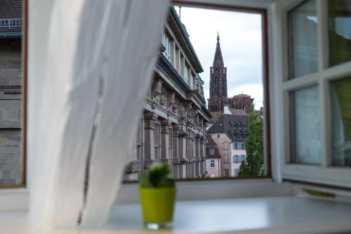 Hotel Du Dragon Strasbourg, France