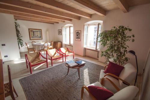 Area soggiorno di Scrigno del Duomo