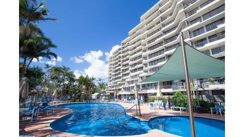 The swimming pool at or near The Rocks Resort Unit GI