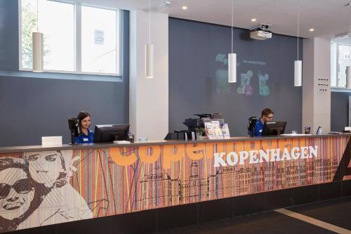 Staff members at a&o Copenhagen Nørrebro