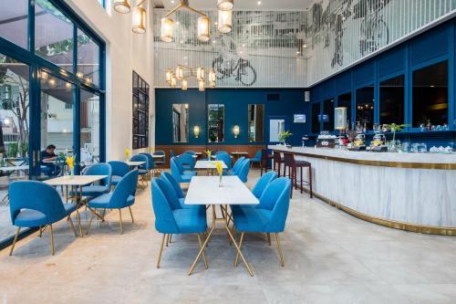 Nhà hàng/khu ăn uống khác tại Lavis 18 Residence