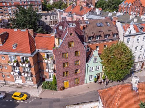 Widok z lotu ptaka na obiekt Hotel Bonum Old Town