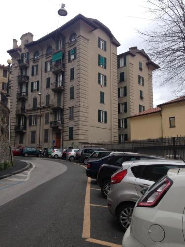 Edificio in cui si trova l'affittacamere