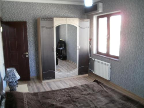 Um banheiro em Apartment on Tbilisi Avenue