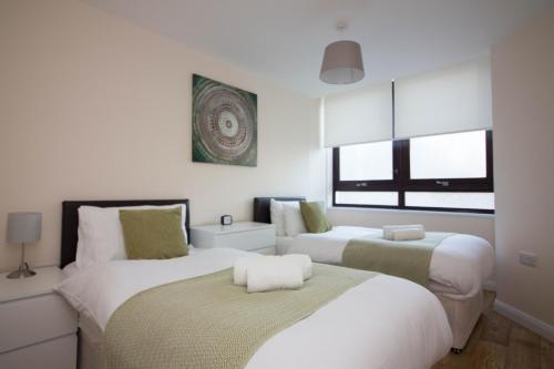 Castle Point Apartments Southampton Premier Lodge