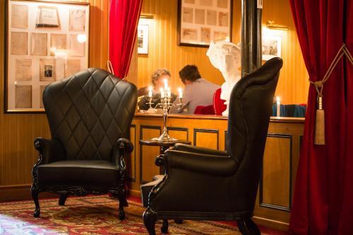 En sittgrupp på Best Western Hotel Gamla Teatern