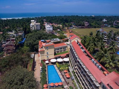 A bird's-eye view of ibis Styles Goa Calangute - An AccorHotels Brand