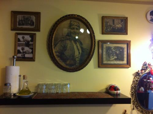 The lobby or reception area at Berk Guesthouse - Grandma's House