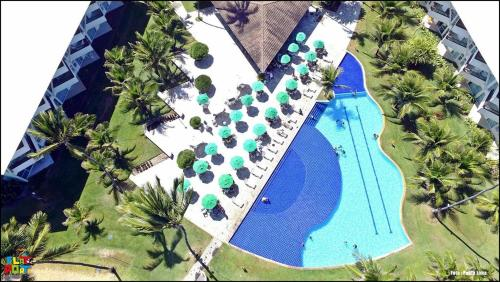 A bird's-eye view of Flat Ancorar Porto de Galinhas