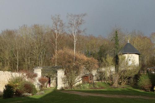 Jardin de l'établissement Gîte De Charme : L'Ancienne Grange