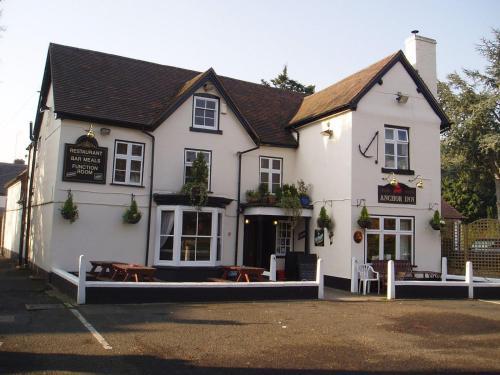 Anchor Inn Fladbury