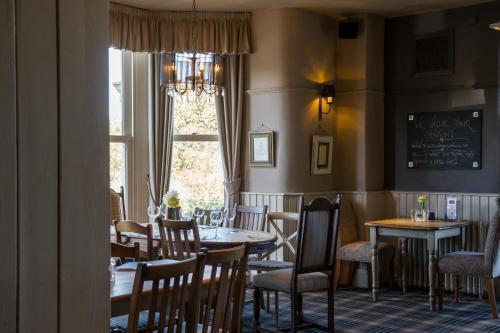 A restaurant or other place to eat at Innkeeper's Lodge Ilkley