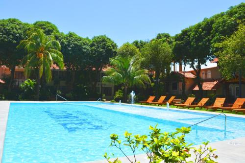 The swimming pool at or near Hotel Cortez