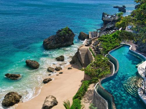 A view of the pool at RIMBA Jimbaran BALI by AYANA or nearby