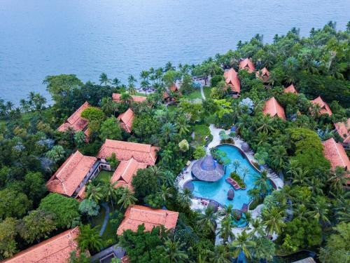 A bird's-eye view of Anantara Hua Hin Resort