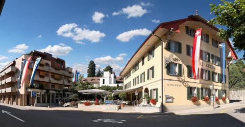 Mercure Lenzburg Krone Lenzburg, Switzerland