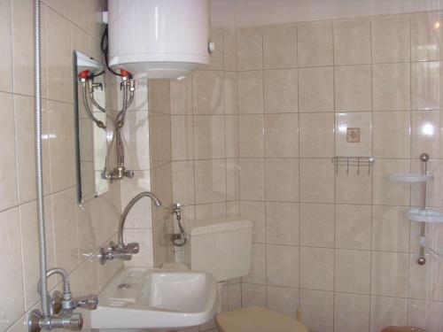A bathroom at Proboyski Guest House