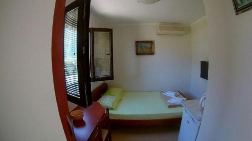 Cama o camas de una habitación en Apartments Krivokapic